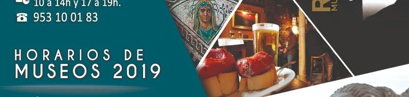Sábado Santo en los museos de Linares