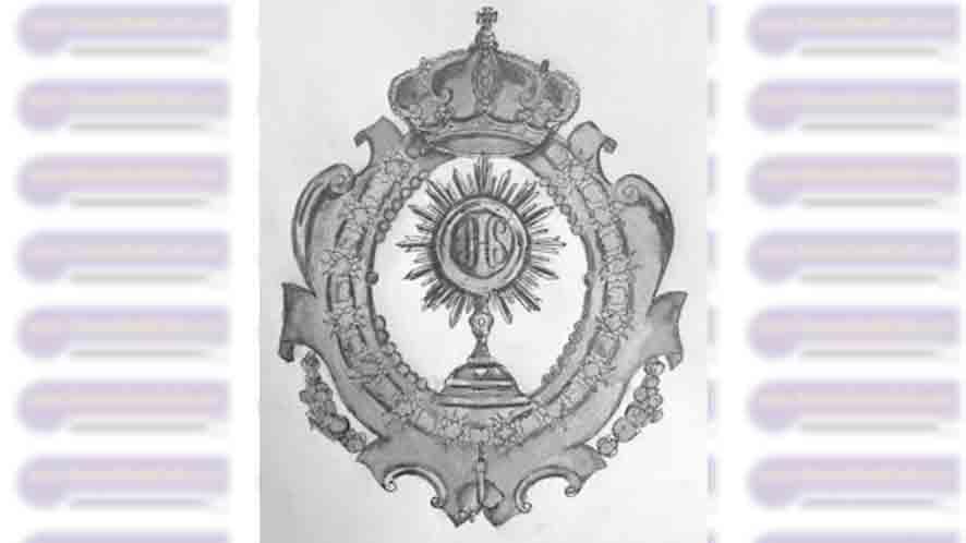 Boceto de la nueva medalla
