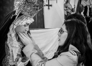 Semana Santa a ciegas