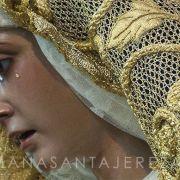 Solemne traslado y triduo de María Santísima de la Amargura