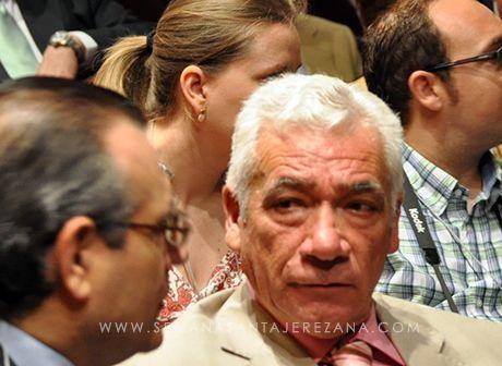 Juan Duran Ramirez premio cruz de guia 2017 semana santa jerez de los caballeros