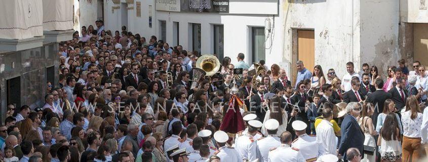 fecha de la semana santa 2018 jerez de los caballeros domingo de ramos lunes santo martes santo