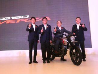 Harga Honda CB150 Verza Jawa Tengah