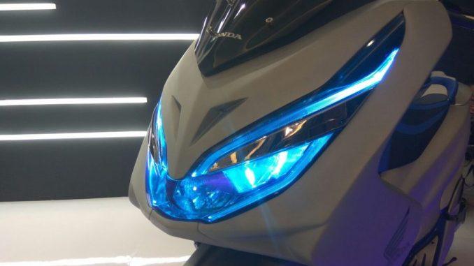 Honda PCX 150 2018 Di Distribusikan