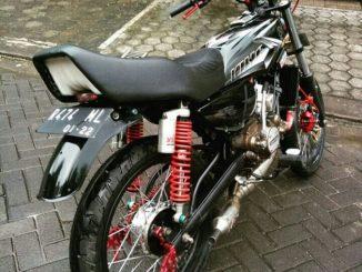 Kawasaki Ninja 150 Pasti Keder Lawan Yamaha Rx King Ini