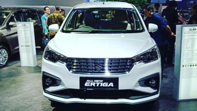 All New Suzuki Ertiga 2018