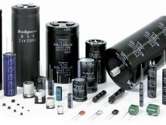 electrolit condensator
