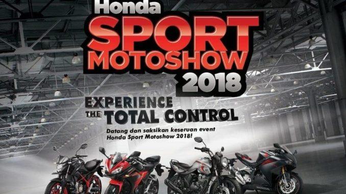 Honda Sport MotoShow 2018 Jakarta