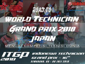 Indonesia technician grand prix 2018