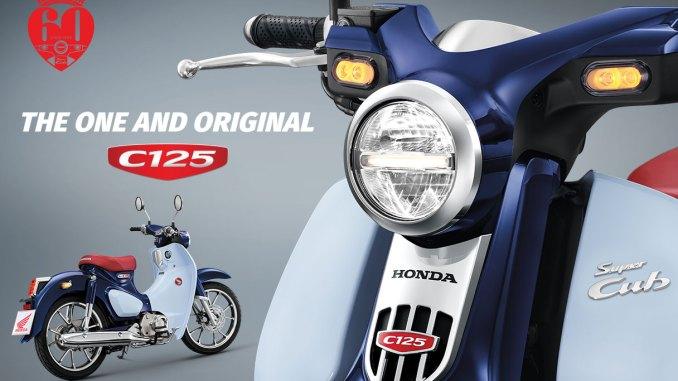 Simulasi Kredit Honda Super Cub C125