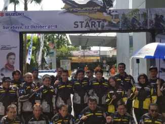 suzuki gsx150 bandit touring