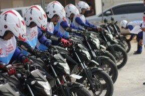 safety riding helm kyt
