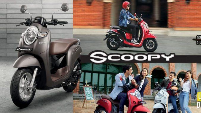 new honda scoopy 2019 esp