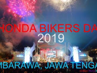 Honda Bikers Day 2019 HBD