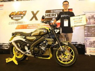 motor sport heritage yamaha xsr155