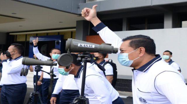 KRI dr Soeharso Siapkan Oksigen