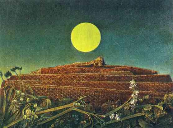 Max Ernst - Toda la ciudad