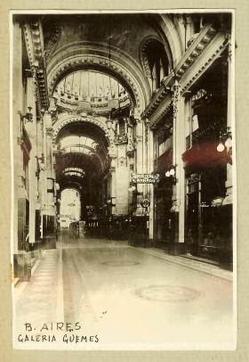Galería Güemes