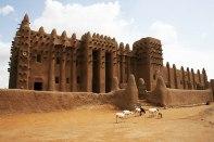 Mezquita en Djene