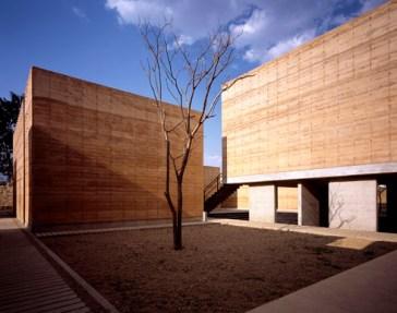 Escuela de Artes Plásticas de Oaxaca, Taller de Arquitectura Mauricio Rocha