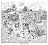 Oski, Descubrimiento del Amazonas