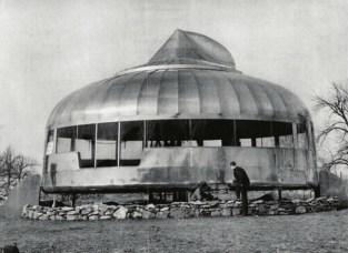 Casa Wichita 5, Buckminster Fuller
