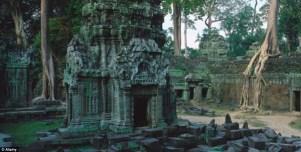 Angkor Wat , Cambodia