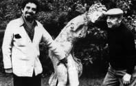Junto a García Márquez en París