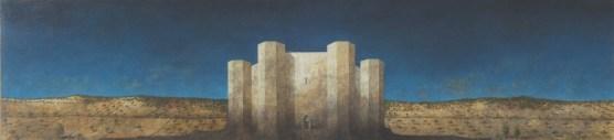 Ana Kapor. Castel del Monte (tríptico)