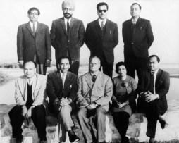Urmila Eulie Chowdhury, arquitectos de Chandigarh