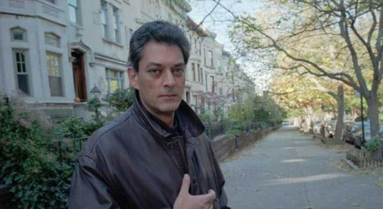 Paul Auster y Brooklyn