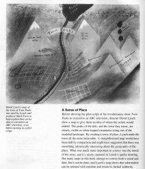 Mapa de Twin Peaks