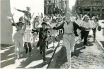Lucio Solari, Día de la Primavera 1985