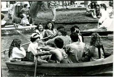 Alejandro Ochoa, Día de la Primavera, Palermo, 1987