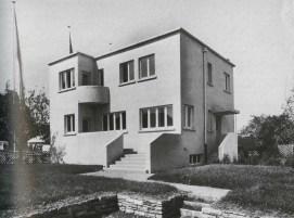 Urbanización Weissenhof, Victor Bourgeois
