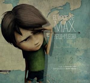 cuenta cuentos Max pelo flecha