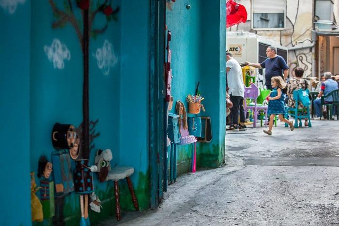 callejeando en Sofía