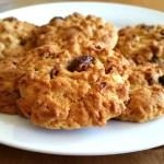 Cookies de arándanos y chocolate blanco