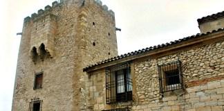 La torre del Castillo de Cortes