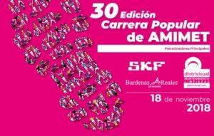 Carrera Amimet 2018