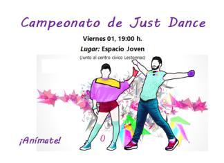 campeonato de just dance Tudela