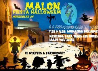 FIESTA HALLOWEEN MALÓN