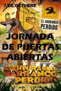 PUERTAS ABIERTAS BARRANCO PERDIDO