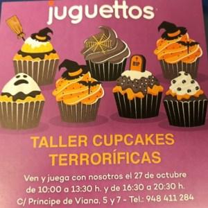 Taller halloween Juguettos Tudela 2018