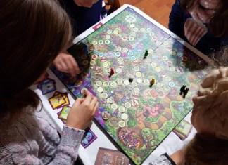 Juegos cooperativos de Ekilikua en Letras a la Taza