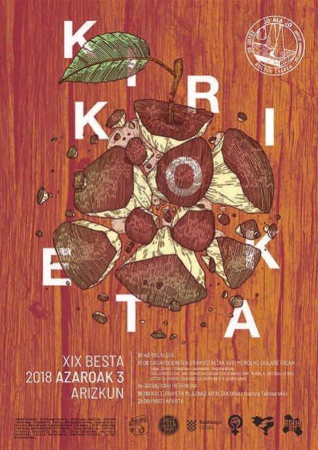 Cartel Kikiroketa 2018