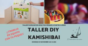 Taller de Kamishibai en Zaragoza
