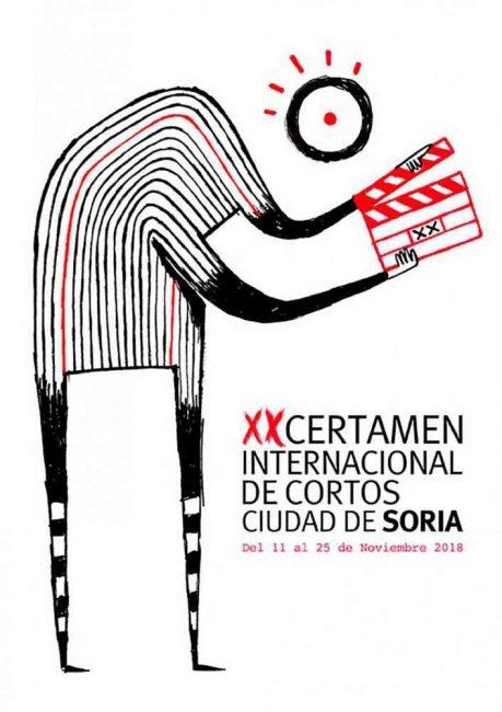 Cartel FEstival de Cortos Soria