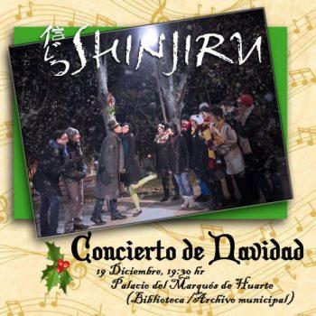 CONCIERTO NAVIDAD SHINJIRU