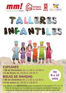TALLERES INFANTILES DULCES SORIA